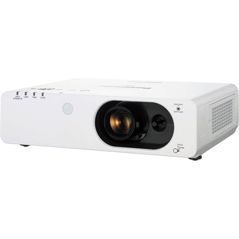 Projector Xga panasonic pt fx400u xga lcd projector pt fx400u b h photo