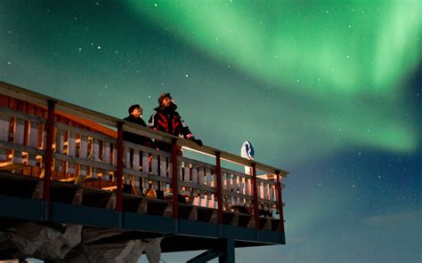 places to see lights best places to see the northern lights travel leisure