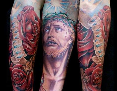 tattoo of jesus by johnny reid 23 best religious tattoos images on pinterest religion