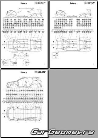 car maintenance manuals 2012 subaru forester parking system кузовные размеры subaru forester с 2012 body repair manual