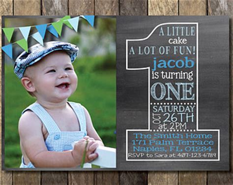 1st birthday invitations boy templates 1st birthday invitation etsy