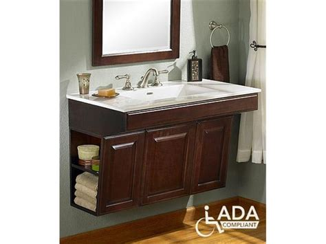 Handicap Bathroom Vanity 17 Best Images About Handicap Bathroom On Pinterest Bathroom Vanity Tops Bathroom Remodeling