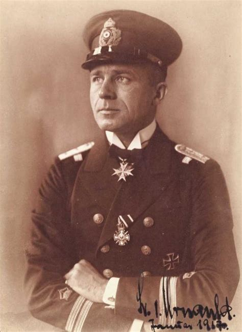 lothar le officers with order pour le merite page 22 germany