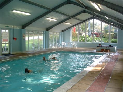 indoor heated pool woodovis park devon cground reviews photos price
