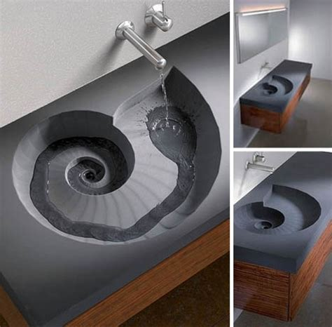 15 more spectacular sinks strange wash basin designs