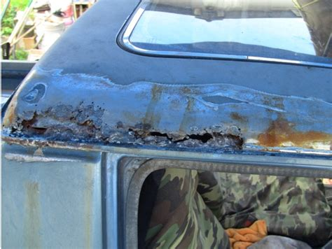 Auto Body Rust Repair by Chemicals For Rust Repair How To Fix Rust