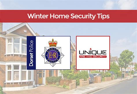home security tips winter 187 dorset 187 unique
