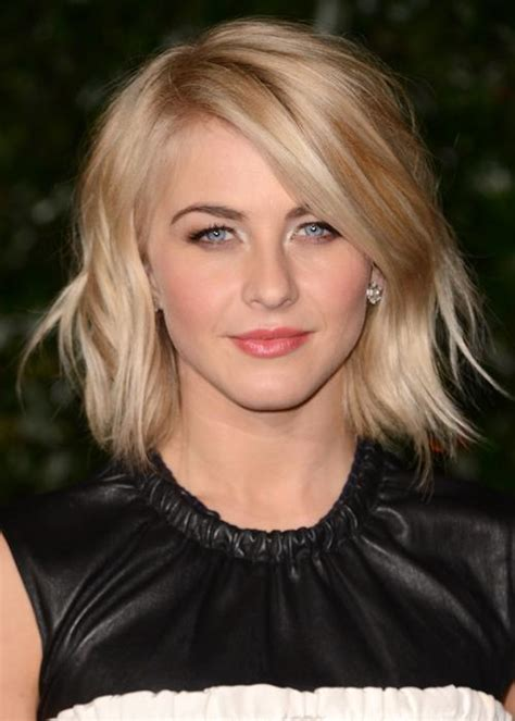 bobs blonde piecy splendid and beautiful celebrity bob hairstyles