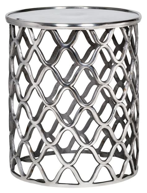 metal lattice side table lattices side tables and tables on