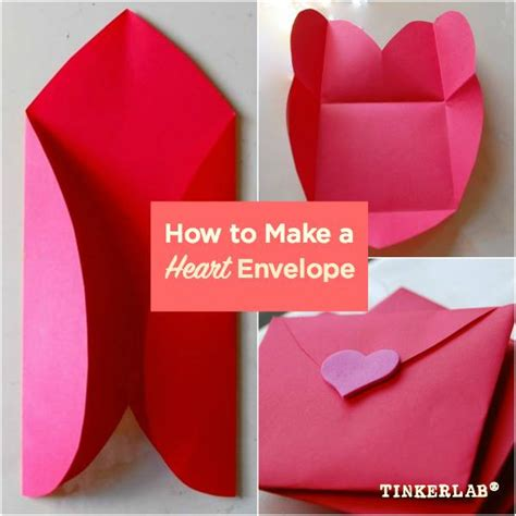 How To Make An Envelope Out Of Construction Paper - handmade cards the amazing all in one envelope