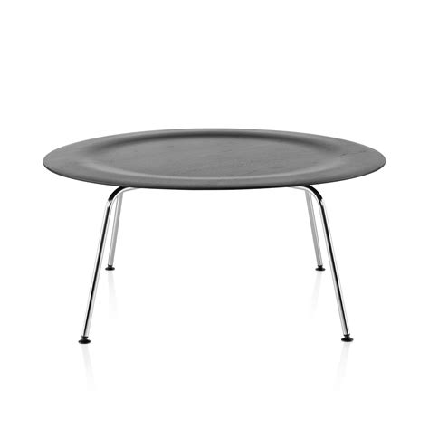 eames plywood coffee table eames molded plywood coffee table metal base by charles