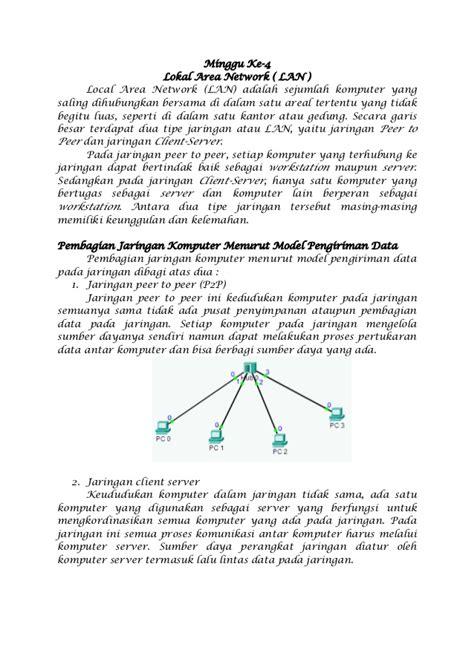 Modul Mengadministrasikan Server Dalam Jaringan Smj modul kuliah jaringan komputer