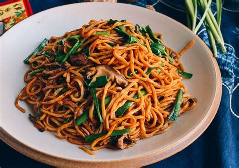 new year noodles meaning noodles yi mein 伊面 the woks of
