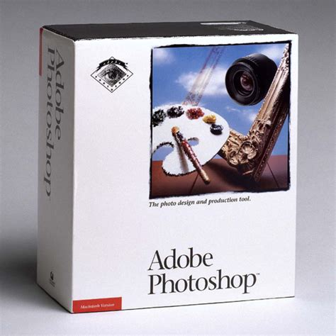 versions adobe photoshop