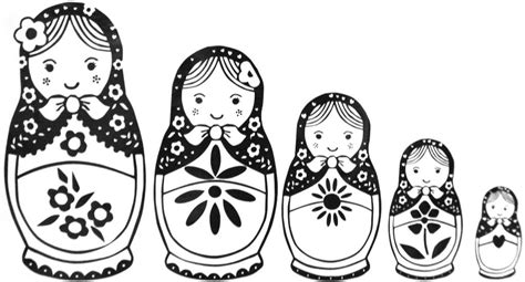 matryoshka dolls tattoo designs