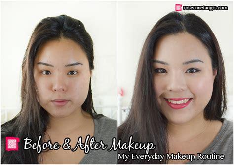 tutorial make up ala korea before after asian eye makeup before and after mugeek vidalondon