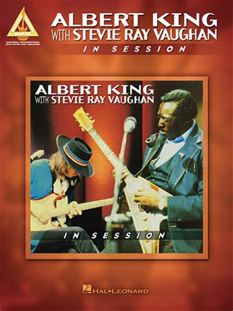 albert king  stevie ray vaughan  session hal leonard