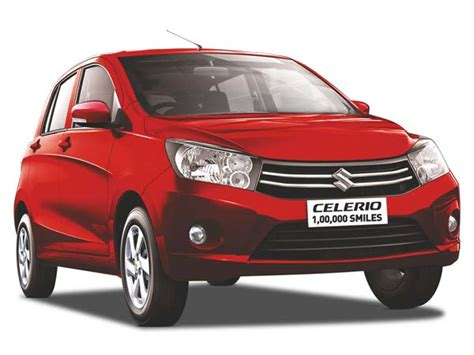 Images Of Maruti Suzuki Celerio Maruti Suzuki Celerio Achieves 1 00 000 Sales Milestone