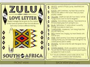 Letter In Zulu An Letter Review