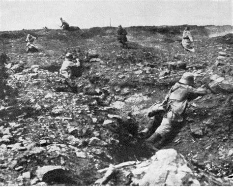 wann war der 1 weltkrieg erster weltkrieg die h 246 lle verdun zeit