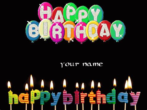 birthday greetings gif images happy birthday animation images with name happy birthday bro