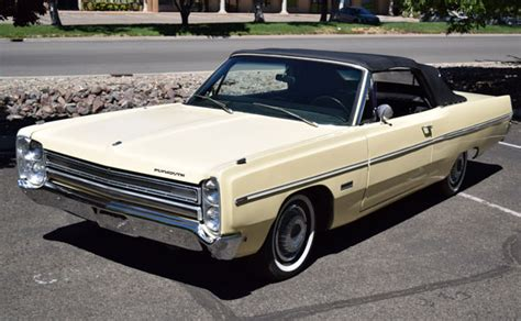1968 plymouth sport fury convertible 1968 plymouth fury iii convertible