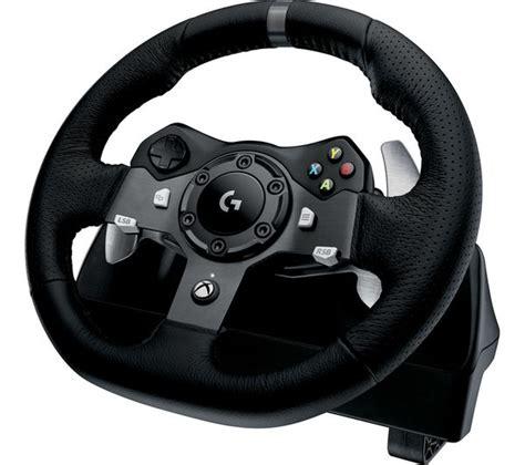 Dijamin Logitech G920 Driving Racing Wheel For Xbox One And Pc logitech driving g920 xbox one pc racing wheel