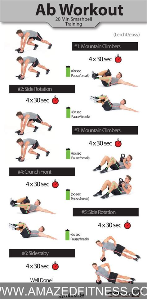 pin by pfm m on abs kettlebell ab workout kettlebell abs weight loss routine