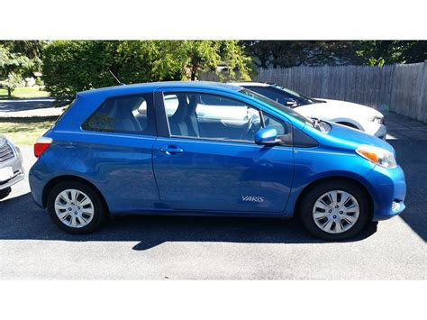 Toyota Yaris Used For Sale Used 2012 Toyota Yaris For Sale By Owner In Peabody Ma