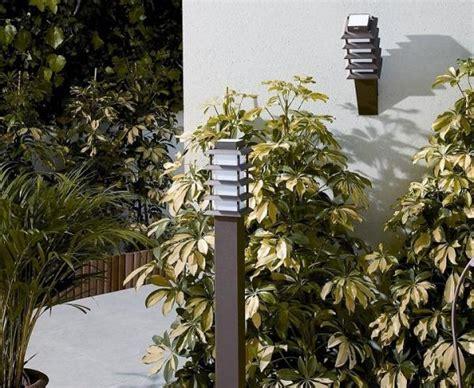 luz jardin tipos de l 225 mparas para el jard 237 n