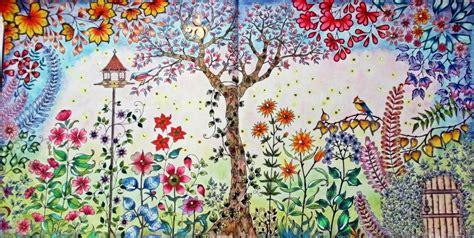 secret garden coloring book brisbane johanna basford secret garden free