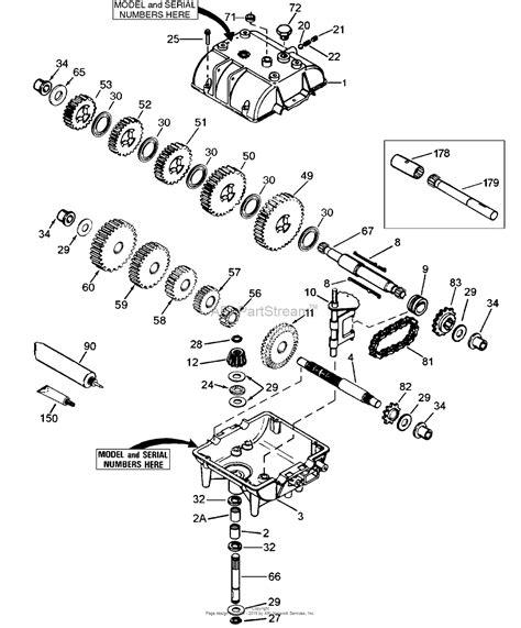 transmission parts diagram peerless transmission parts diagram images