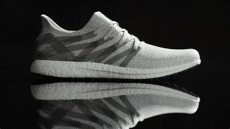 this is the adidas shoe made almost entirely by robots recode