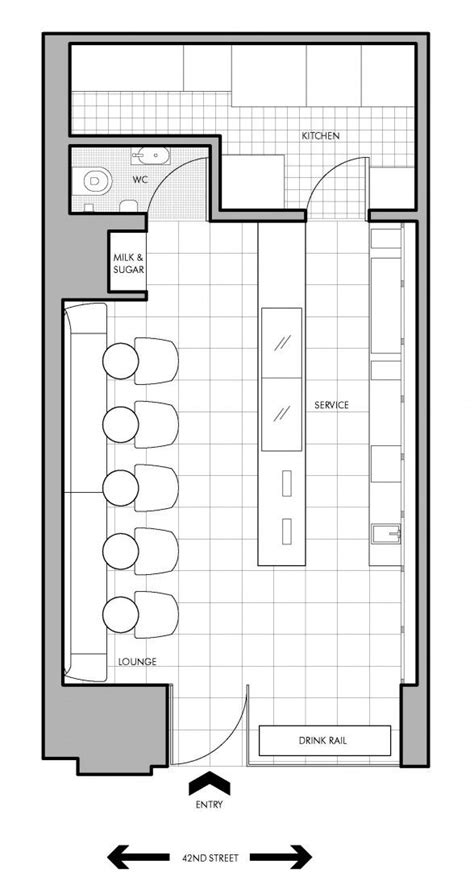 layout plan difference 25 best ideas about small cafe design on pinterest