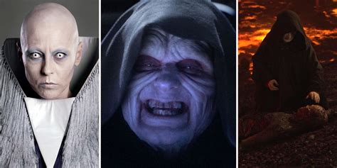 the best of palpatine and other sw impressions red star wars worst and best things palpatine has ever done