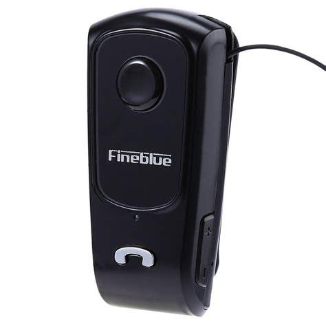 Headset Bluetooth Fineblue fineblue stereo single bluetooth headset f920
