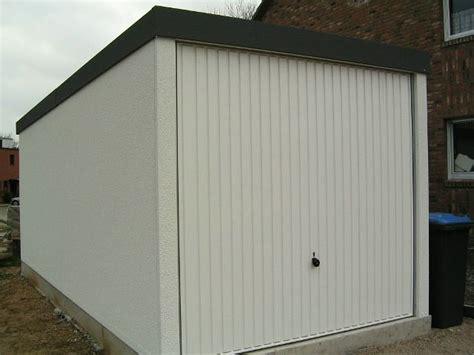 garagen nebent r fertiggarage 2 55x 5 12x 2 35m garagen fertiggaragen 1a de