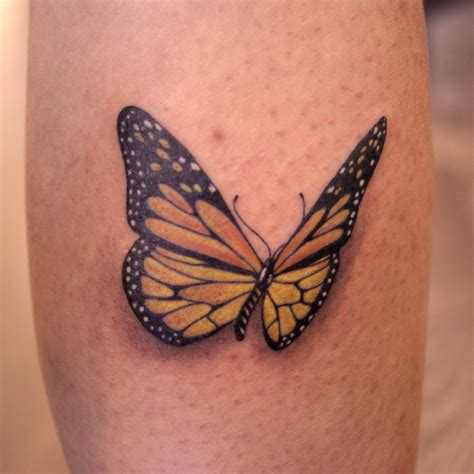 cool butterfly tattoo designs 5 monarch butterfly designs