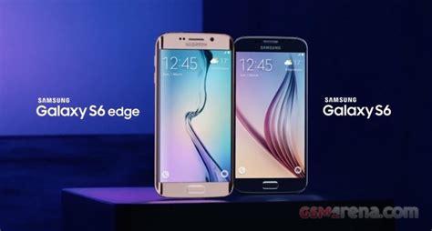 the samsung galaxy s6 galaxy s6 edge promo focuses on design