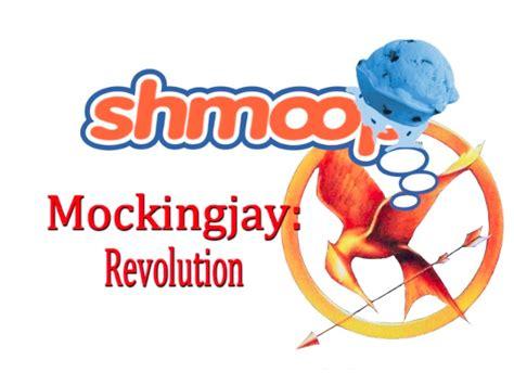 hunger games themes shmoop mockingjay