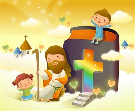 imagenes religiosas en casa jesus y los ni 241 os para compartir con amigos 19 hd