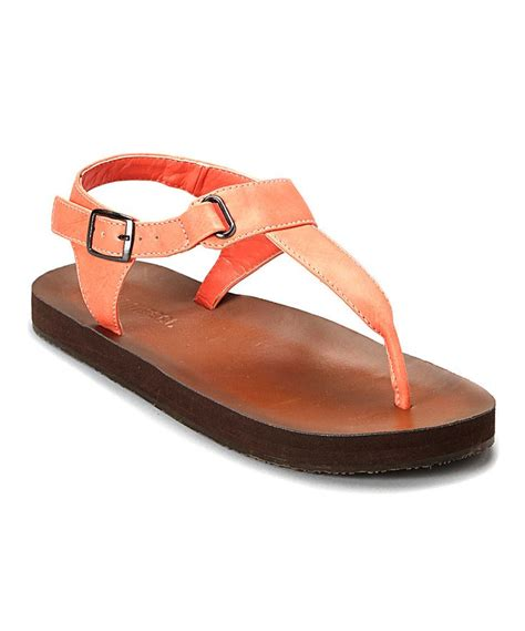 tidewater sandals tidewater sandals coral foley buckle sandal look at