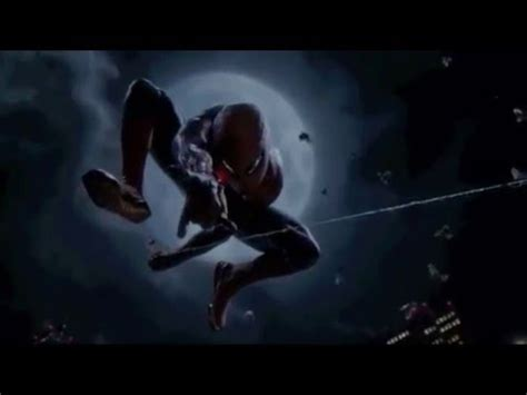 spider man final swing amazing spider man final swing danny elfman ost youtube