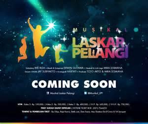 naskah film laskar pelangi pdf musikal laskar pelangi coming soon mengintip latihannya