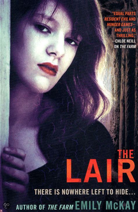 the lair the lair the farm 2 by emily mckay reviews