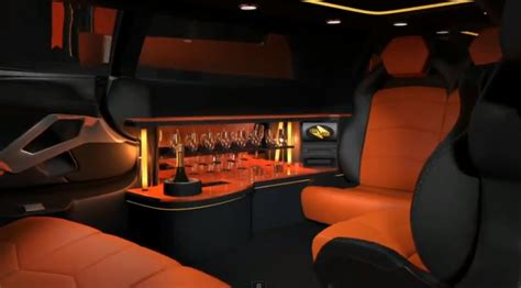 Stretch Lamborghini Limo What An Aventador Stretch Limo Would Look Like Business