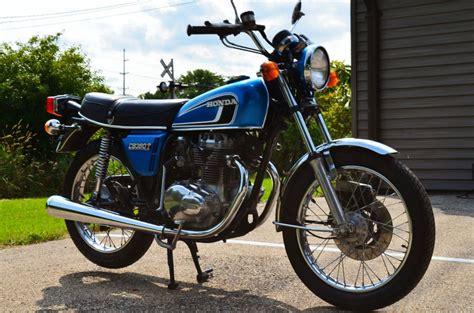 1975 honda cb360t restored honda cb360t 1975 photographs at classic bikes