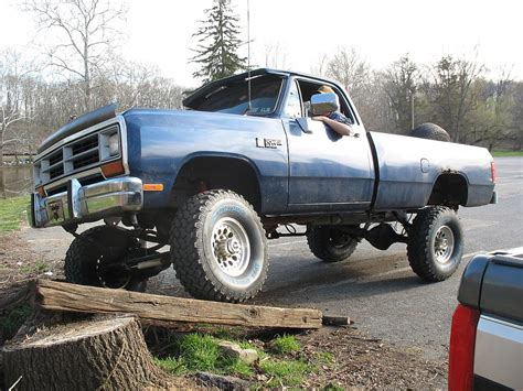 1st gen rat trucks! Post 'em up!   Dodge Diesel   Diesel