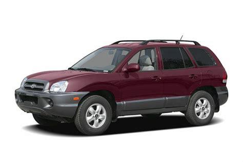 Santa Fe Hyundai 2005 by 2005 Hyundai Santa Fe Information