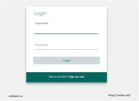 responsive login form template 66 responsive design for html5 css3 login form templates